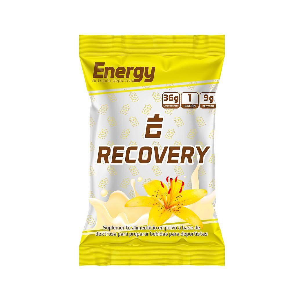 ENERGY RECOVERY VAINILLA SOBRE 45g x 1 UNIDAD