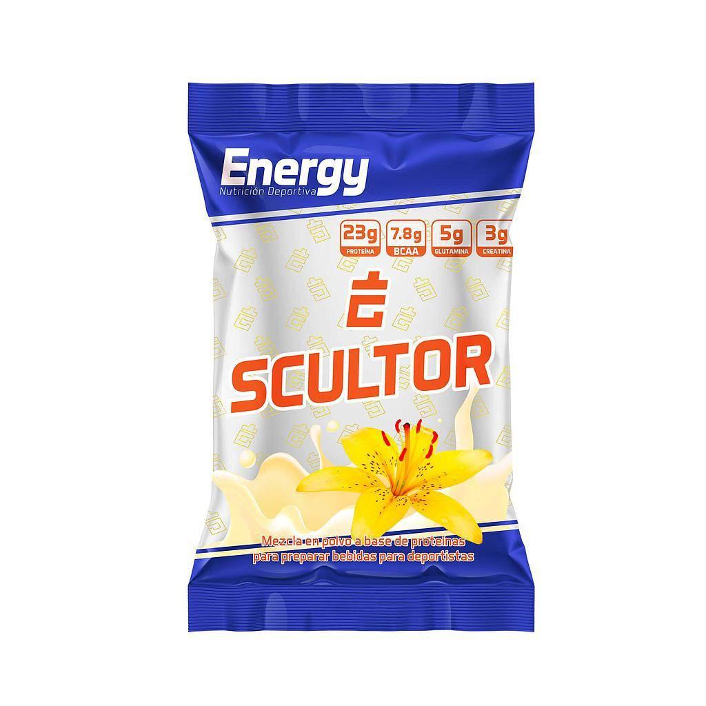 ENERGY SCULTOR SOBRE 50g x 1 UNIDAD sabor Vainilla