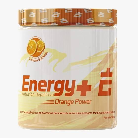 ENERGY PLUS HIDRATANTE NARANJA TARRO 540g
