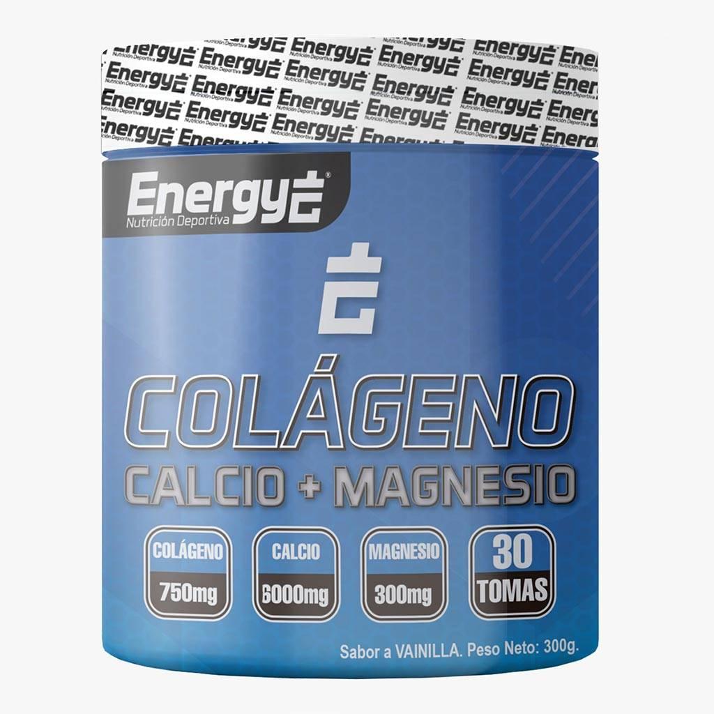 ENERGY COLÁGENO HIDROLIZADO + CALCIO + MAGNESIO